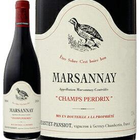 ワイン 赤ワイン 2014年 マルサネ・シャン・ペルドリ / ジャンテ・パンショ フランス ブルゴーニュ マルサネ 750m