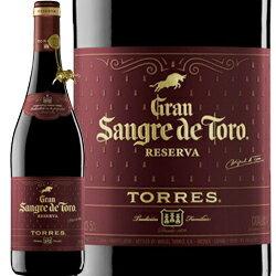 ワイン 赤ワイン 2013年 グラン・サングレ・デ・トロ / トーレス スペイン カタルーニャ / 750ml