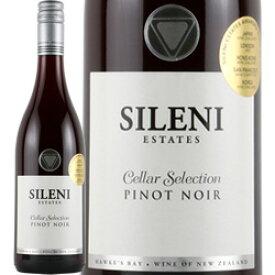 ワイン 赤ワイン 2019年 セラー・セレクション・ピノ・ノワール(スクリューキャップ) / シレーニ・エステート ニュージーランド ホークス・ベイ 750m