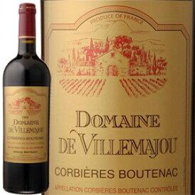【ヨーロッパワインセール】ワイン 赤ワイン 2018年 ドメーヌ・ド・ヴィルマジュー・コルビエール・ブートナック / ジェラール・ベルトラン フランス ラングドック・ルーション 750ml