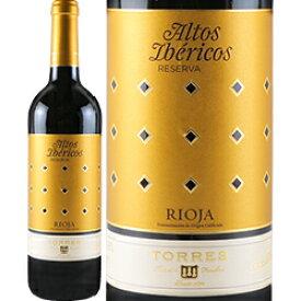 ワイン 赤ワイン 2013年 アルトス・イベリコス・レゼルヴァ / トーレス スペイン リオハ 750ml