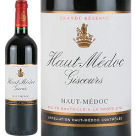 ワイン 赤ワイン 2016年 オー・メドック・ジスクール シャトー・ジスクール フランス ボルドー 750ml