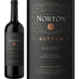 ワイン 赤ワイン 2018年 アルトゥーラ・マルベック / ボデガ・ノートン アルゼンチン メンドーサ 750ml