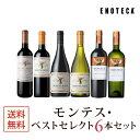ワイン ワインセット モンテス・ベストセレクト6本セット MM5-4 [750ml x 6] 送料無料