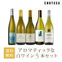 ワイン ワインセット アロマティックな白ワイン5本セット WR3-1 [750ml x 5] 送料無料