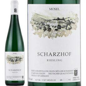 ワイン 白ワイン 2019年 シャルツホーフ・リースリング・クーベーアー / エゴン・ミュラー ドイツ モーゼル 750ml