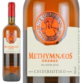 ワイン オレンジワイン 2019年 メシムネオス・オレンジ ドライ・ホワイト・ワイン / メシムネオス ギリシャ レスボス 750ml