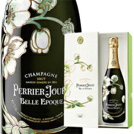 ワイン スパークリングワイン 泡 シャンパン 2013年 ペリエ ジュエ ベル エポック [ボックス付] / ペリエ・ジュエ フランス シャンパーニュ 750ml