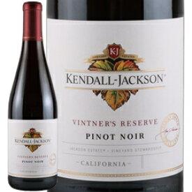 ワイン 赤ワイン 2019年 ヴィントナーズ・リザーヴ ピノ・ノワール / ケンダル・ジャクソン アメリカ カリフォルニア 750ml