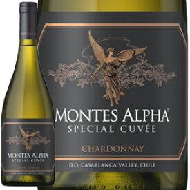 ワイン 白ワイン 2015年 モンテス・アルファ・スペシャル・キュヴェ シャルドネ / モンテス S.A. チリ カサブランカ・ヴァレー / 750ml