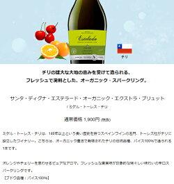 ワインワインセットエブリデイスパークリング5本セットUP6-1[750mlx5]送料無料泡スパークリングワイン