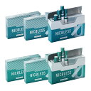 ■■■一部予約■■■9月下旬入荷予定NICOLESS ニコレス メンソール ミント 3箱 (1箱 20本入り) 加熱式タバコ 加熱式…
