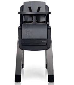 廃盤モデル カトージ【KATOJI】ベビーチェア nuna (ヌナ)ハイチェアー安心5点ベルト/生後6ヶ月から体重約50kgまで