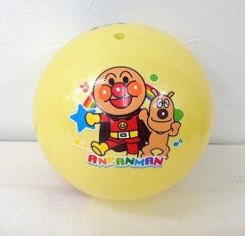 【アガツマ】PINOCCHIOアンパンマン ボール8号 イエロー