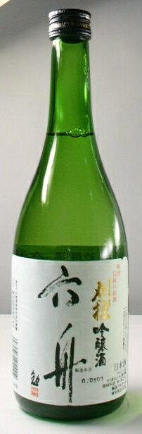 【秋田の地酒】「刈穂 吟醸酒 六舟」 720ml 【人気の吟醸酒】