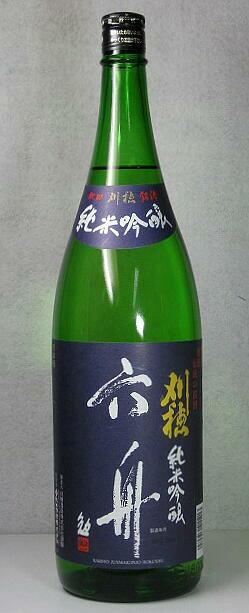 【秋田の地酒】「刈穂 純米吟醸酒 六舟」 1800ml