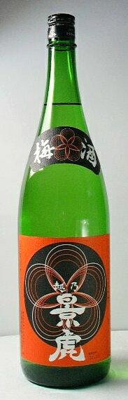 【人気の梅酒】「越乃景虎 梅酒」 1800ml 【限定品】