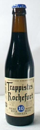 【ベルギービール】「ロシュフォール10」 330ml