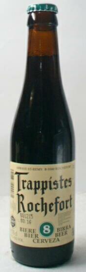 【ベルギービール】 「ロシュフォール8」 330ml