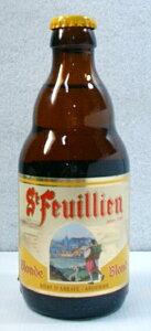 【ベルギービール】 「サンフーヤン・ブロンド」 330ml