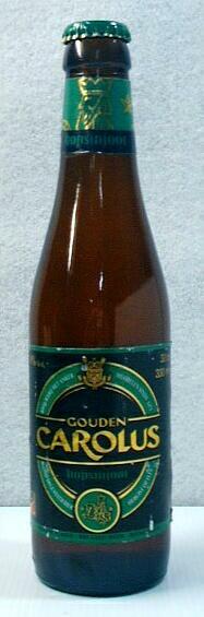 【ベルギービール】 「グーデン・カロルス・ホップシンヨール」 330ml