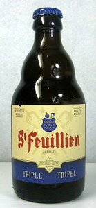 サンフーヤン・トリプル 330ml 【ベルギービール】