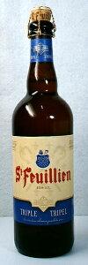 サンフーヤン・トリプル 750ml 【ベルギービール 大瓶】