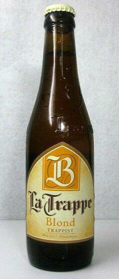 【トラピスト・ビール】「ラ・トラップ・ブロンド」 330ml