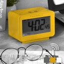 ●クーポン対象●電波時計 置き時計 デジタル時計 自動時刻設定 自動補正 温度計付 目覚まし時計 アラームクロック 卓…