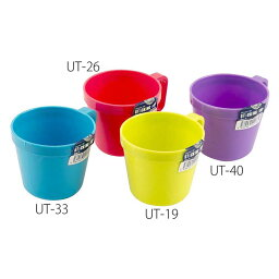 CAPTAIN STAG/船長標簽假日喬伊抗菌堆積茶杯230ml(紫)UT-40