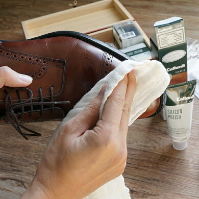 Collonil/コロニルシューケアスターターセット(革靴手入れキット)