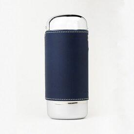BT Oval グラスケース(メガネケース) INL-3809BL ブルー