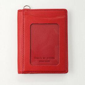 ノワールパスコインケース NSL-3202RD レッド