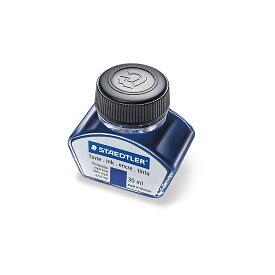 ステッドラー ボトルインク 30ml ロイヤルブルー 9PIB30-3 正規輸入品