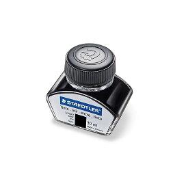 ステッドラー ボトルインク 30ml ブラック 9PIB30-9 正規輸入品