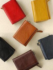 スリップオン AZ 三つ折財布 IAZ-8801
