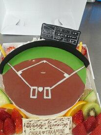 立体ケーキ6号サイズ(各種キャラクターも可)立体デコレーション キャラクターケーキ 誕生日ケーキ バースデーケーキ お菓子工房アントレ