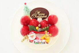 クリスマスデコレーション6号サイズ  クリスマスケーキ 誕生日ケーキ バースデーケーキ お菓子工房アントレ