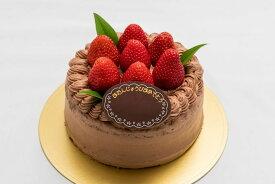 ストロベリーショコラ5号サイズ 誕生日ケーキ バースデーケーキ ホールケーキ ショートケーキ お取り寄せ 誕生日 バースデー お菓子工房アントレ