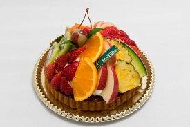 フルーツタルト6号サイズ 誕生日ケーキ バースデーケーキ ホールケーキ ショートケーキ お取り寄せ 誕生日 バースデー お菓子工房アントレ