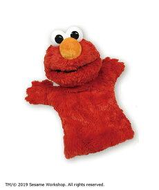 セサミストリート エルモ ハンドパペット | SESAME STREET セサミ NICI おもちゃ モンスター クッキー ふわふわ