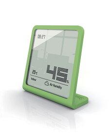 Stadler Form (スタドラフォーム) Selinaハイグロメーター ライム | 湿度計 デジタル