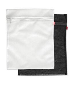 洗濯ネット 色違い2枚セット ウォッシングバック Rayen レイエン 色もの 使い分け 洗濯機 乾燥機で使用可能 セーフティロック 洗濯物 守る