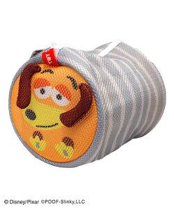 Pixar Collection/ランドリーネットラウンド スリンキー・ドッグ | ランドリー 洗濯 洗濯ネット 洗濯物 デリケート洗い 洗濯機 ディズニー ピクサー マーベル