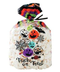 Wilton(ウィルトン)トリックオアトリートギフトバッグ20CT | 製菓用品 デコレーション 誕生日 ケーキデコレーション ハロウィン Halloween