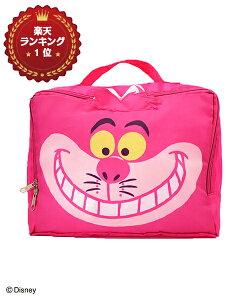 Disney Collection ディズニー トラベル収納バッグS チェシャ猫 | 旅行 バック