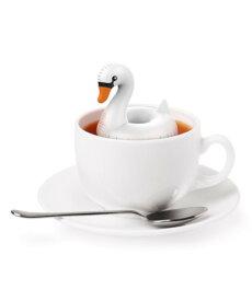 【セール】Fred/フロート ティーインフューザー スワン お茶 紅茶【5.23】