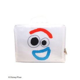 Pixar Collection トラベル収納バッグS フォーキー | 旅行 トラベル ポーチ バッグ 服 収納 ピクサー ディズニー トイストーリー トイ フォーキー
