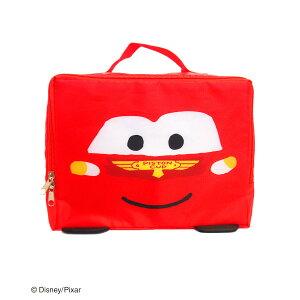 Pixar Collection トラベル収納バッグS マックイーン | 旅行 トラベル ポーチ バッグ 服 収納 ピクサー ディズニー カーズ マックイーン 車 くるま