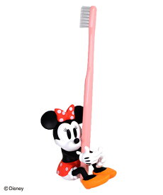 Disney Collection (ディズニー) /ハブラシホルダー ミニー プレゼント ギフト スタイリッシュ おしゃれ 新生活